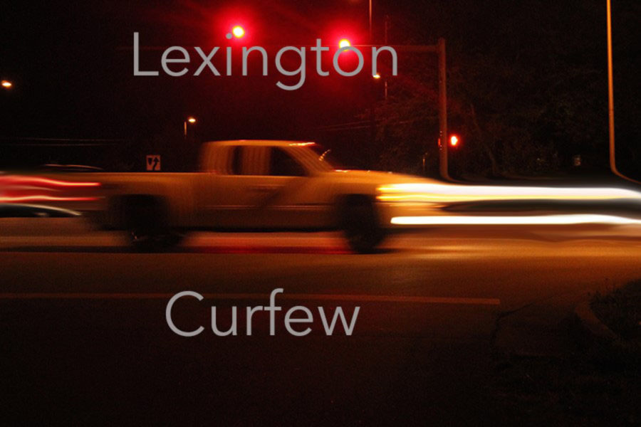 New Curfew for Lexington Teens