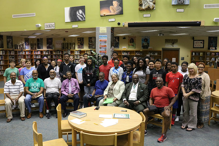 Leaders in the Making Hosts Original Dunbar Alumni