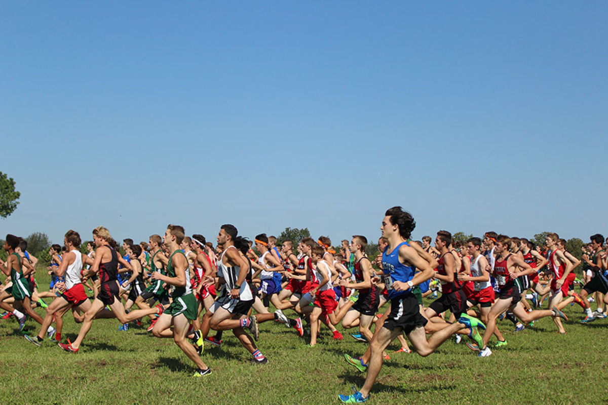 Cross Country Shines at the Bluegrass Invitational
