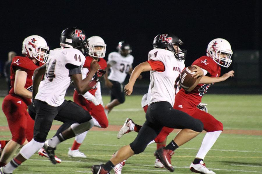 Dunbar Football Defeated By Lafayette