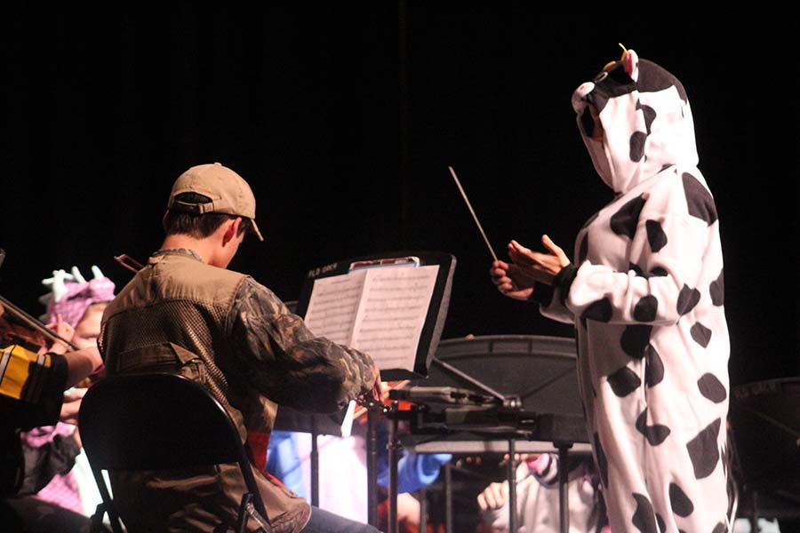 Dunbar Orchestra Presents Spooktacular Concert