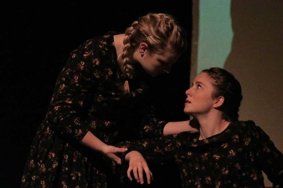 Dunbar Drama's Fall Competition Play