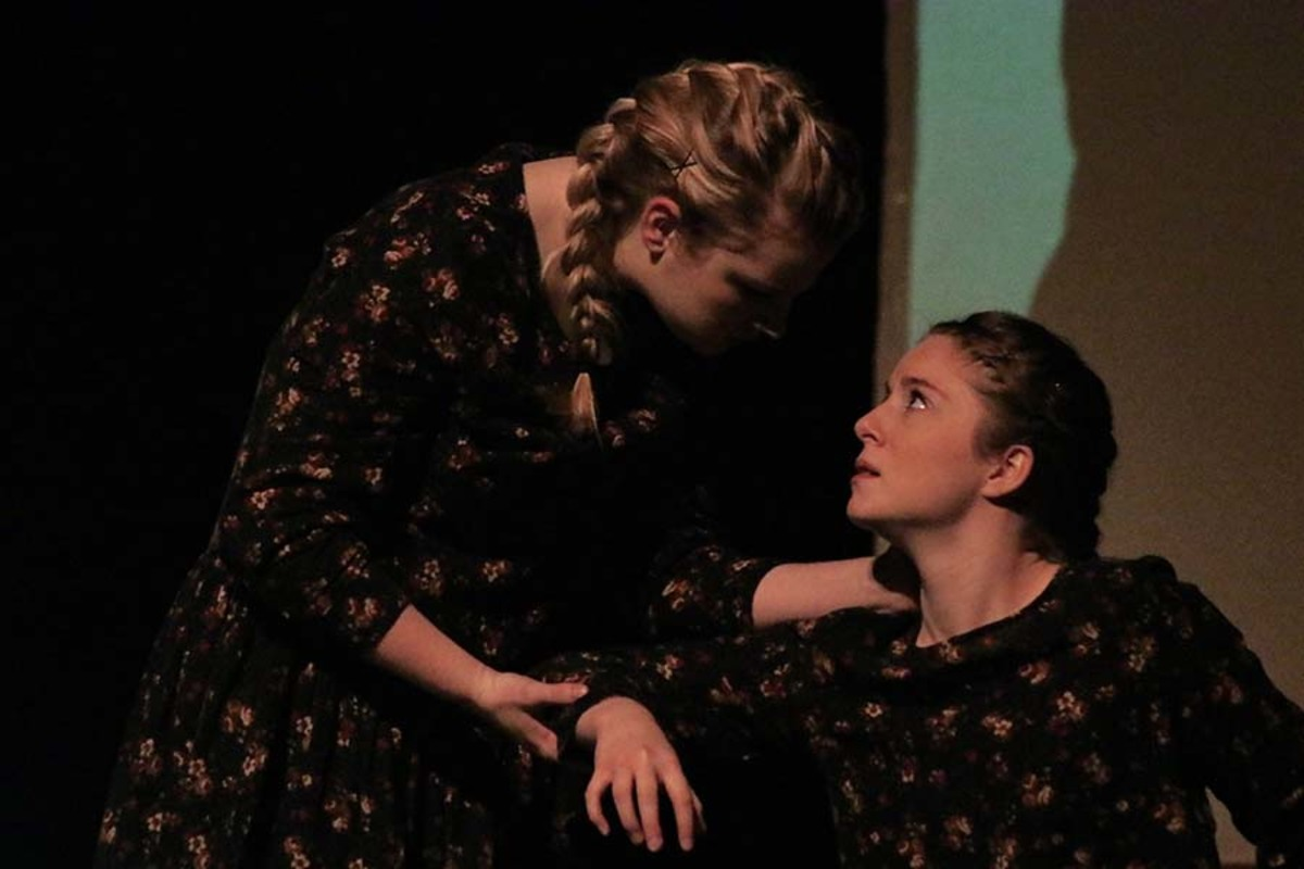 Dunbar Drama's Fall Competition Play