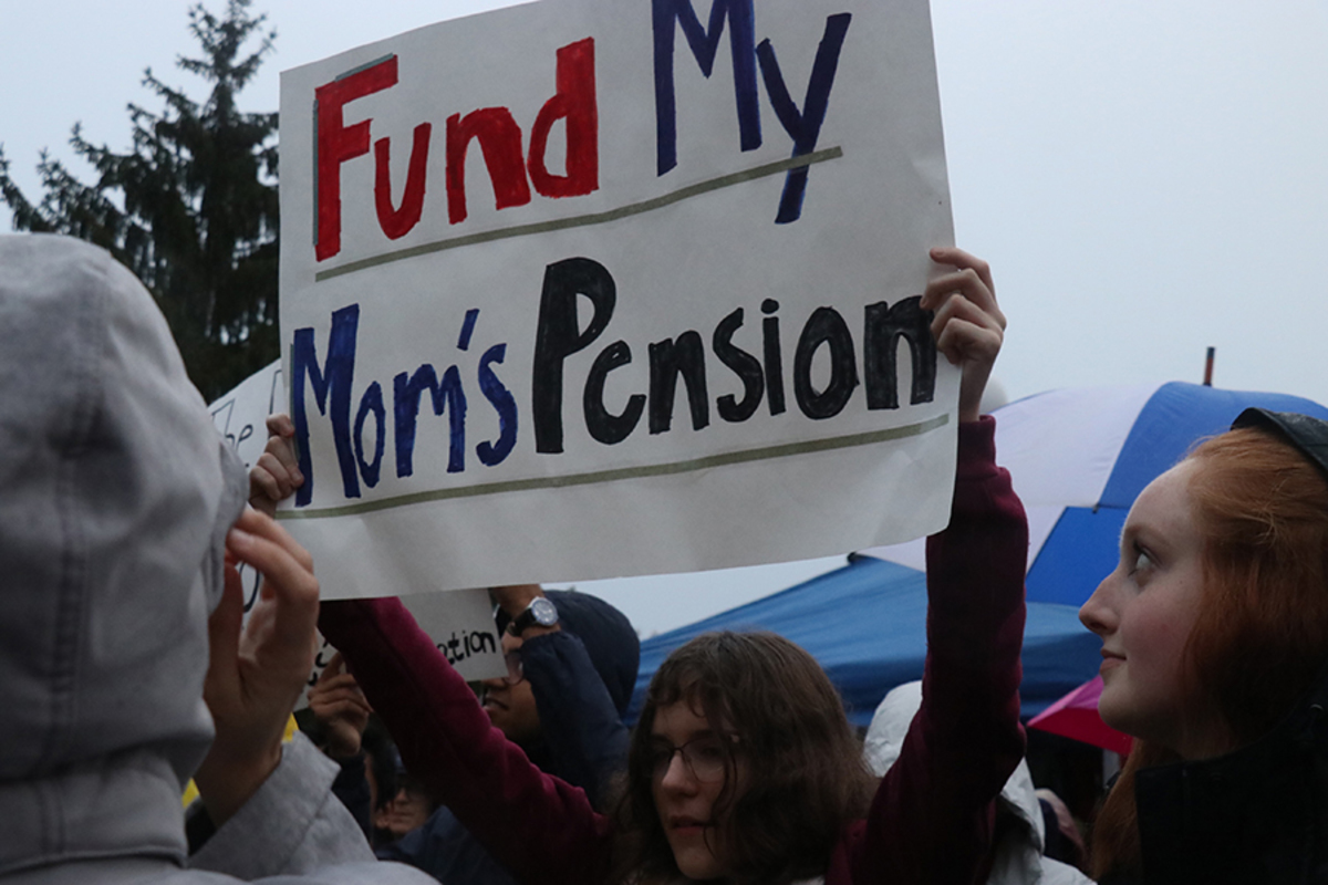 A Pension is a Promise