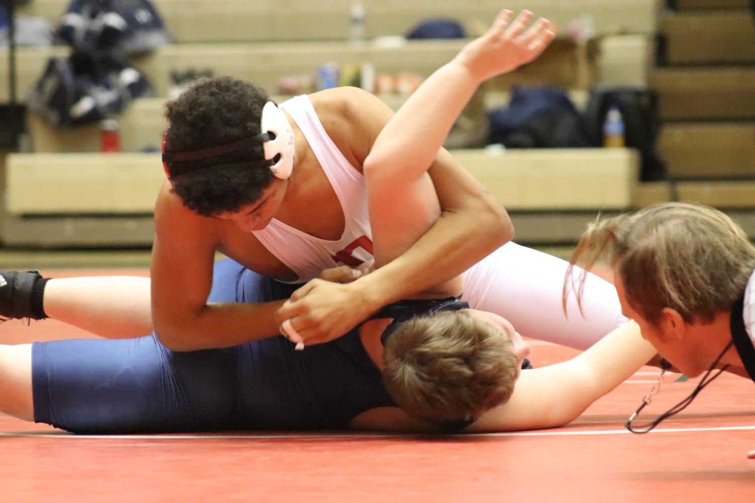 PLD Wrestling Compete in Tournament