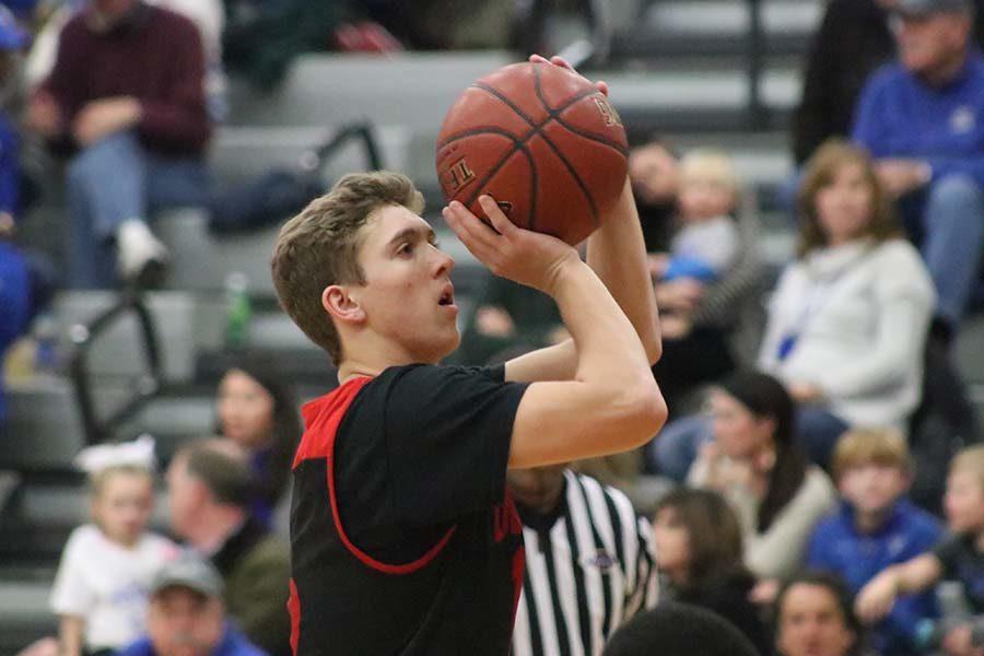 Boys' Basketball Defeated By Catholic