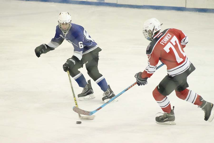 PLD Hockey Falls to Oldham County