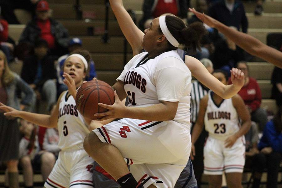 Lady Bulldogs Lose To The Generals