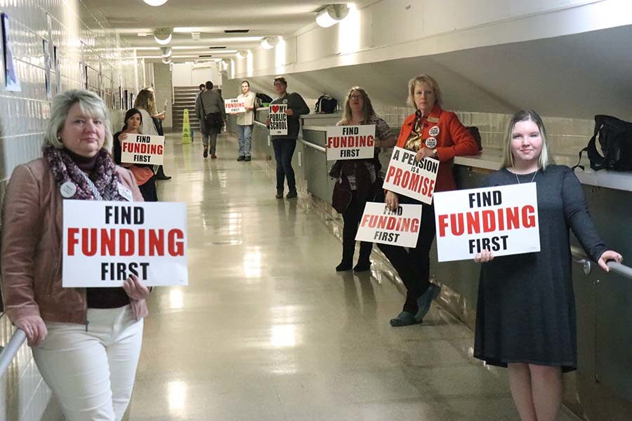 Teachers Not Happy with Latest Pension Reform Bill