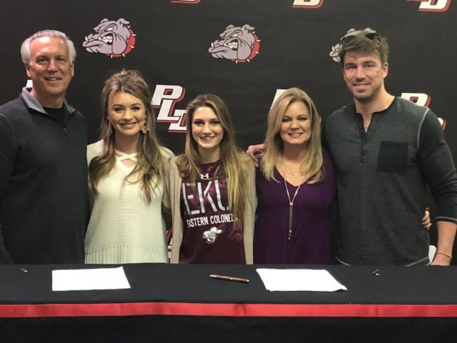 Baylee Lanter Commits to EKU