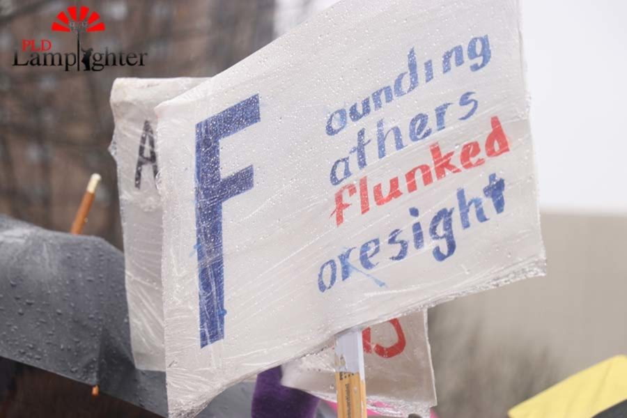 Founding fathers flunked foresight