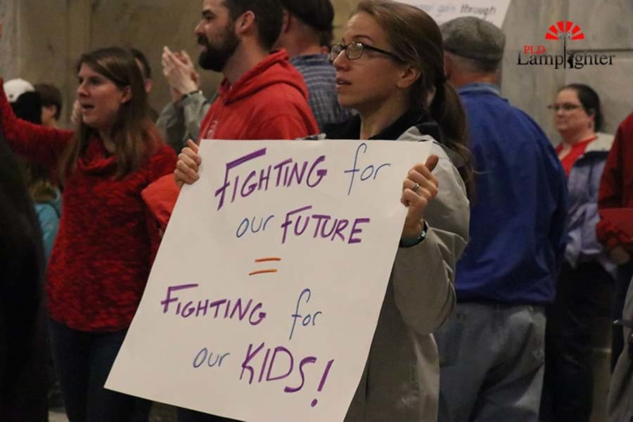 Fighting for our Future Fighting for our Kids!