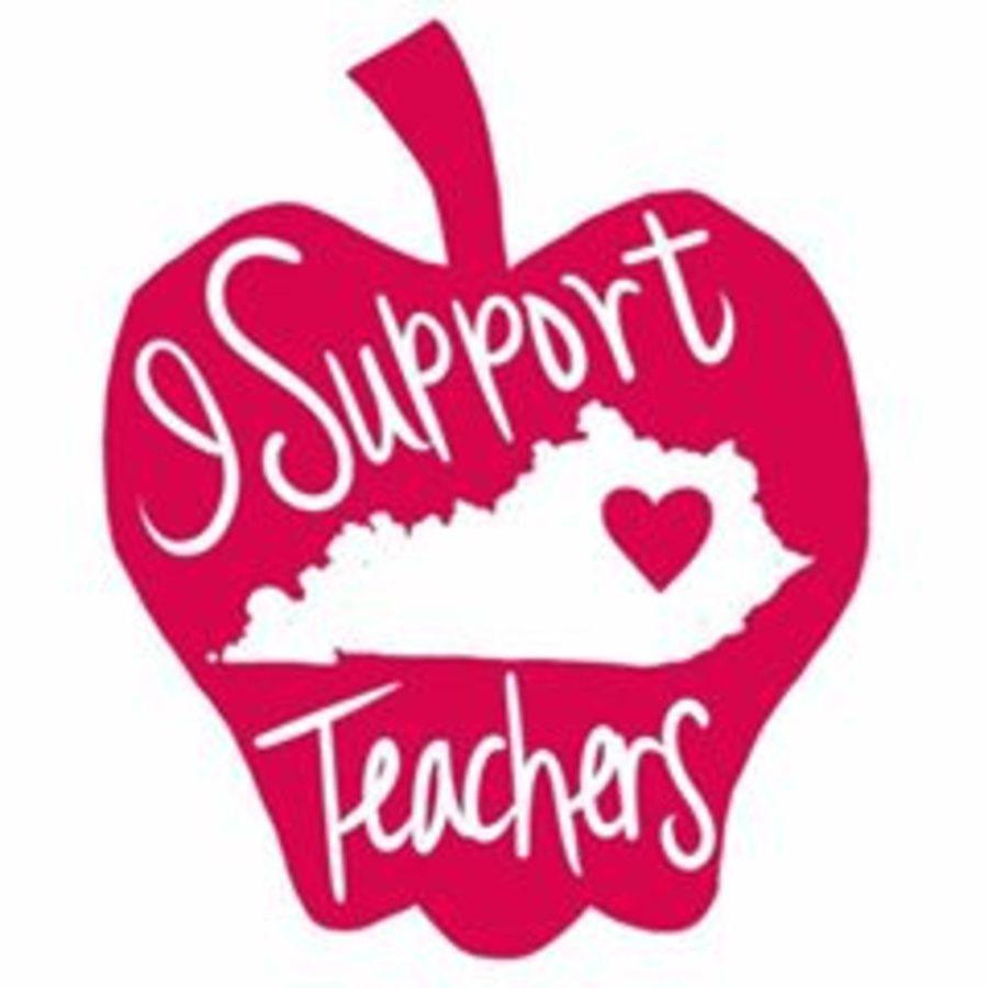 Dunbar+Students+Support+KY+Teachers