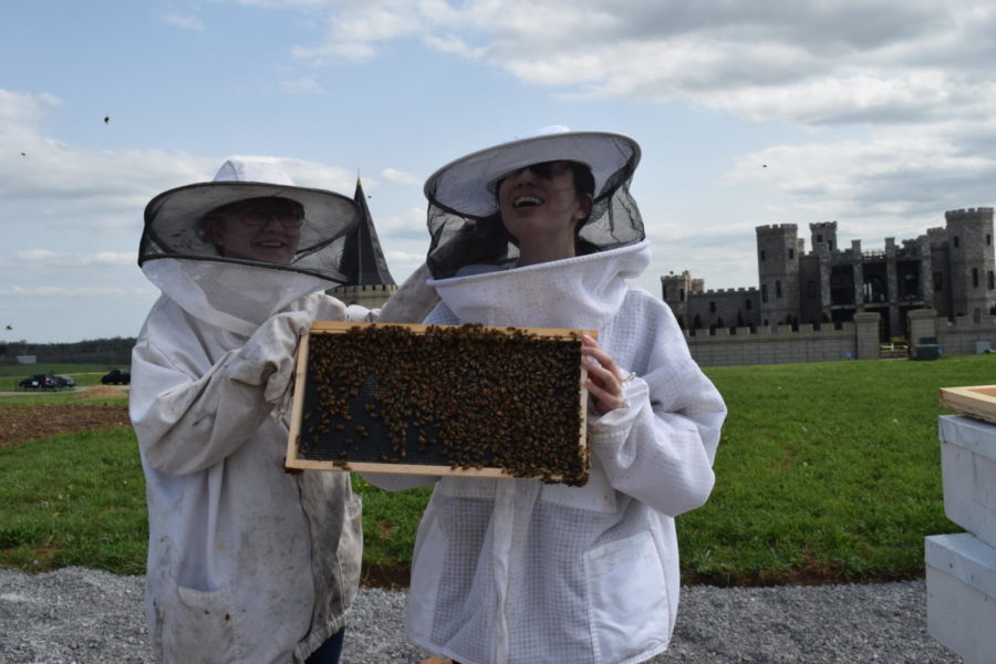 Dunbar Club Educates Community on Bees