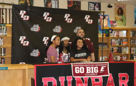 Mashayla Cecil Signs to EKU