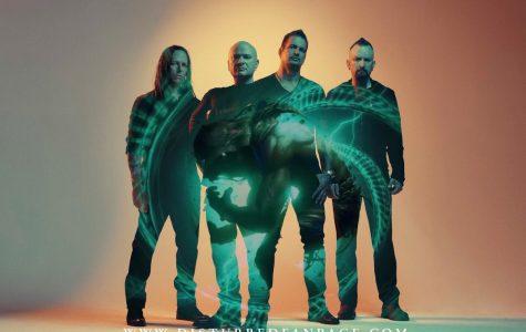Disturbed's Long Awaited Evolution