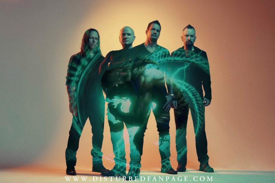 Disturbed's new album