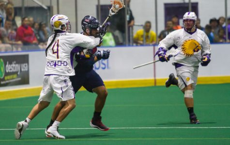 Box Lacrosse Vs. Field Lacrosse