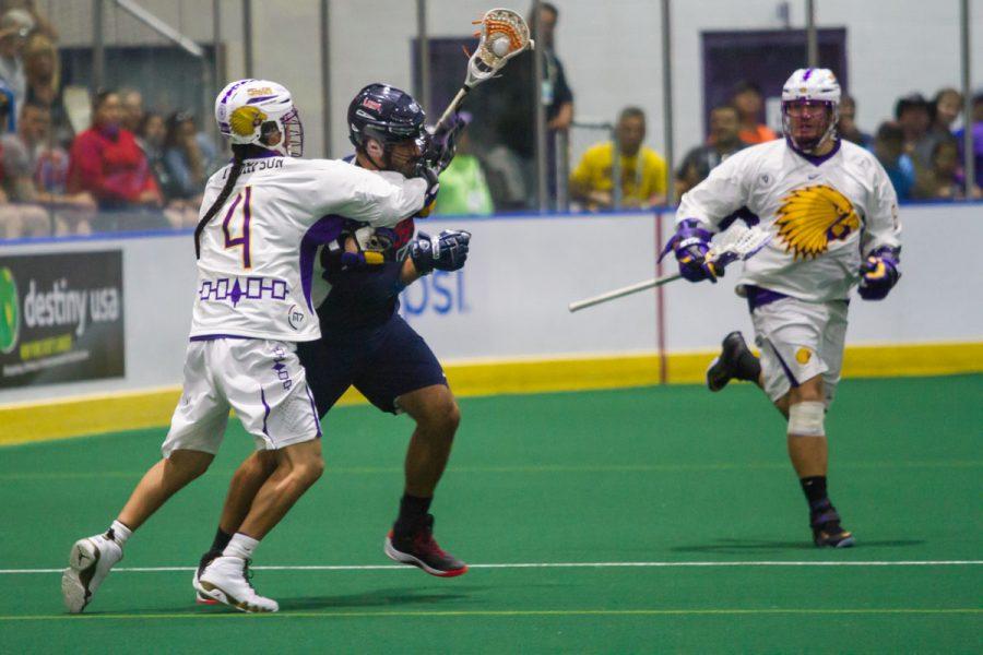 Box Lacrosse Vs. Field Lacrosse