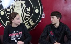 Eleanor Davis interviews Grayson Shively for Student Athlete of the Week