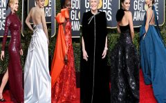 New Golden Globes Inspired Trends
