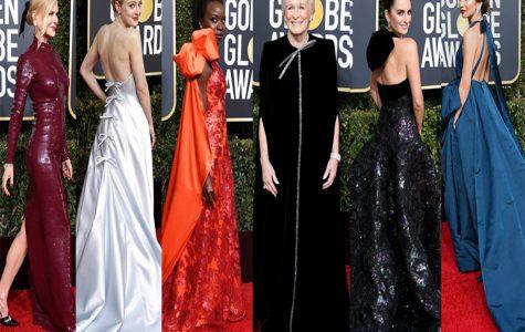 New Golden Globes Inspired Trends