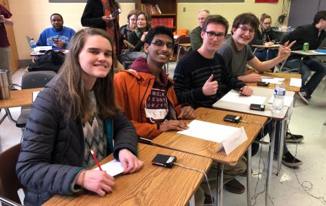 Dunbar Academic Team soaring to new heights Nationally