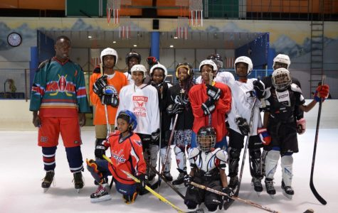 An Ice Hockey Team in Africa