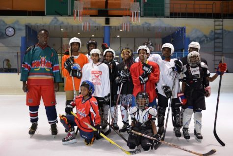 An Ice Hockey Team in Africa
