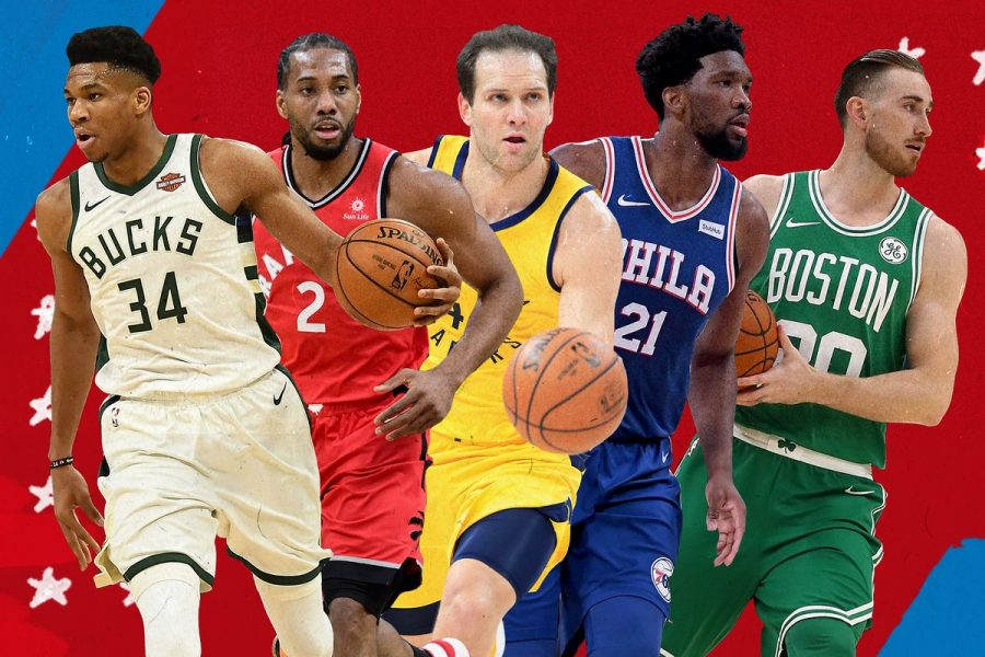 NBA Playoffs Eastern Conference First Round Recap