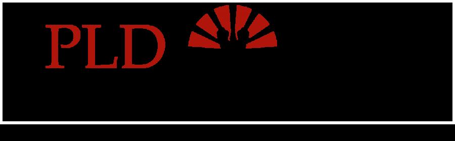 The PLD Lamplighter logo.