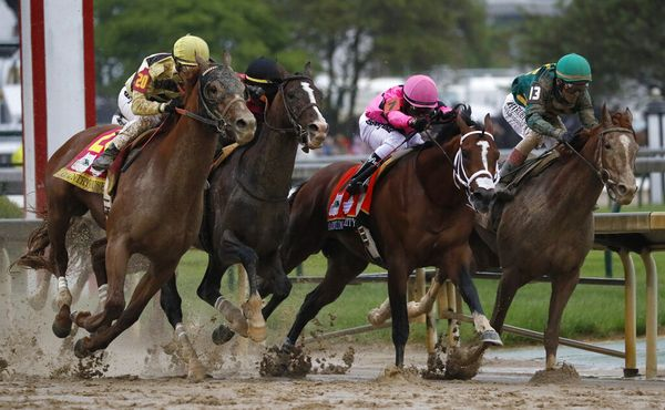 Controversy at the 145th Kentucky Derby