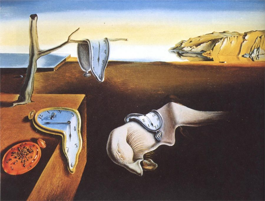 The Persistence of Memory, a famous 1931 painting by Salvador Dalí, is a pretty good representation of how your summer will go.