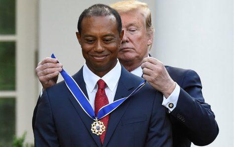 Legendary Golfer wins Presidential Medal of Freedom
