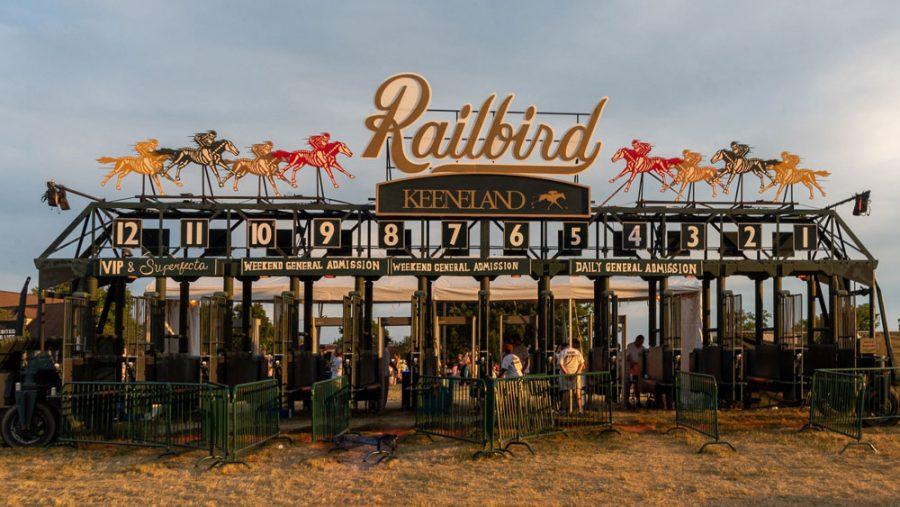 2019 Railbird Festival having taken place at Keeneland.