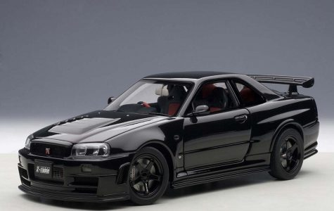 Nissan Skyline GTR: My Dream Car