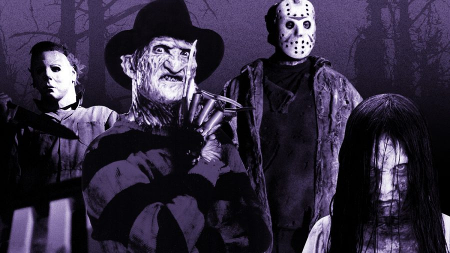 Watch out for these horror icons that appear in these movies recommended for your month where things go bump in the night.