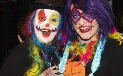 Dunbar Students Gear Up for Halloween