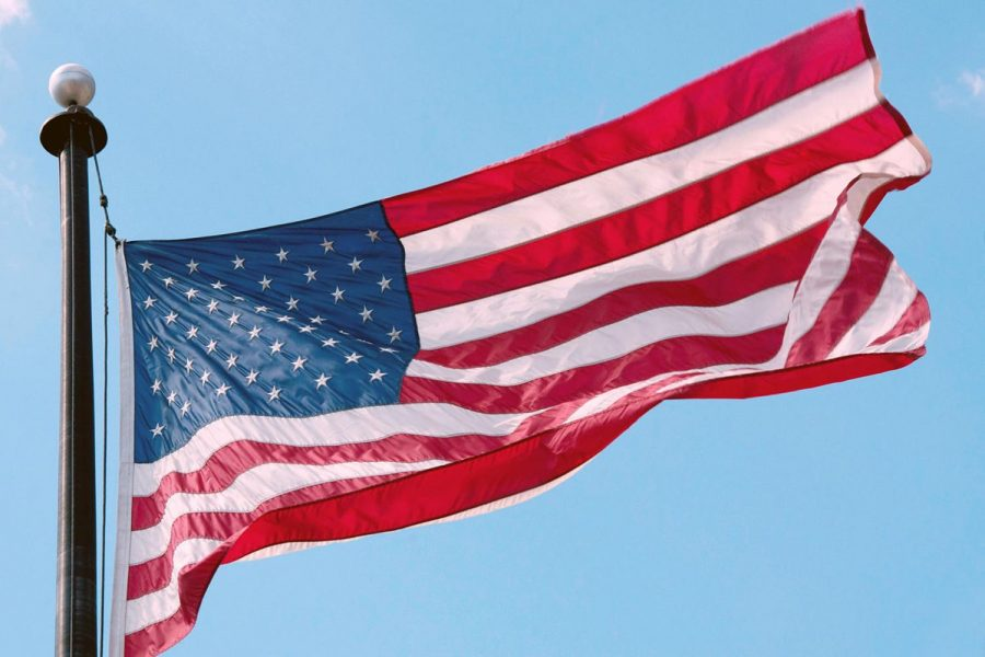 President Trump no longer embodies the freedom our flag symbolizes.