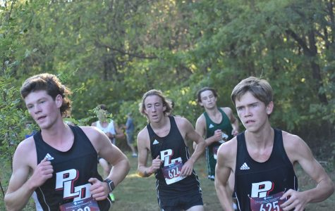 PLD's Cross Country City Meet