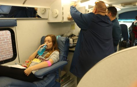 Beta Club Blood Drive Supports KY Blood Center