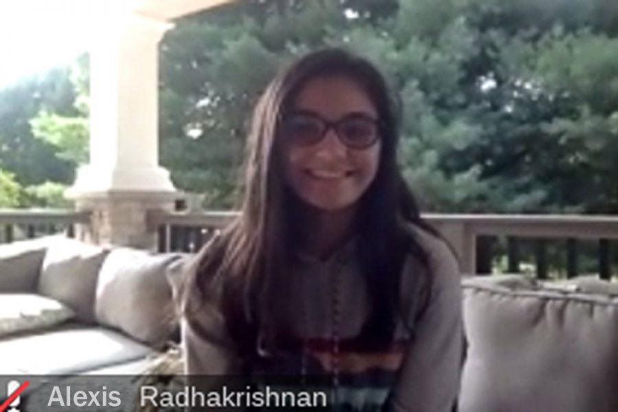 Alexis Radhakrishnan