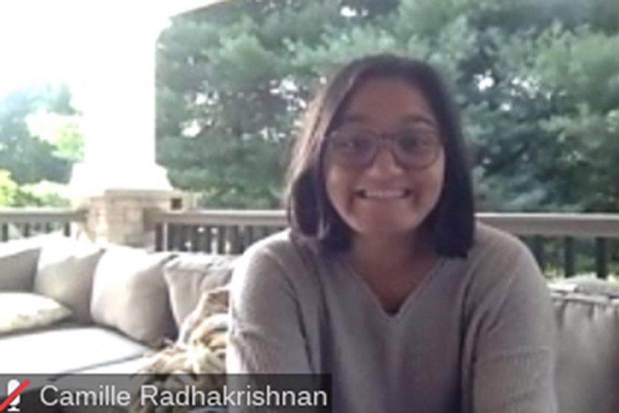 Camille Radhakrishnan