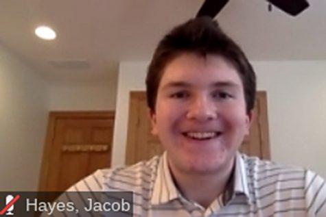 Photo of Jacob Hayes