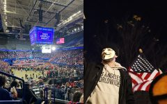 Staff Reporters experienced two totally different sides of the same event.