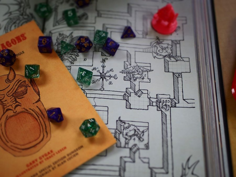 D&D is a fantasy role playing game created in 1974 by Gary Gygax and Dave Arneson.