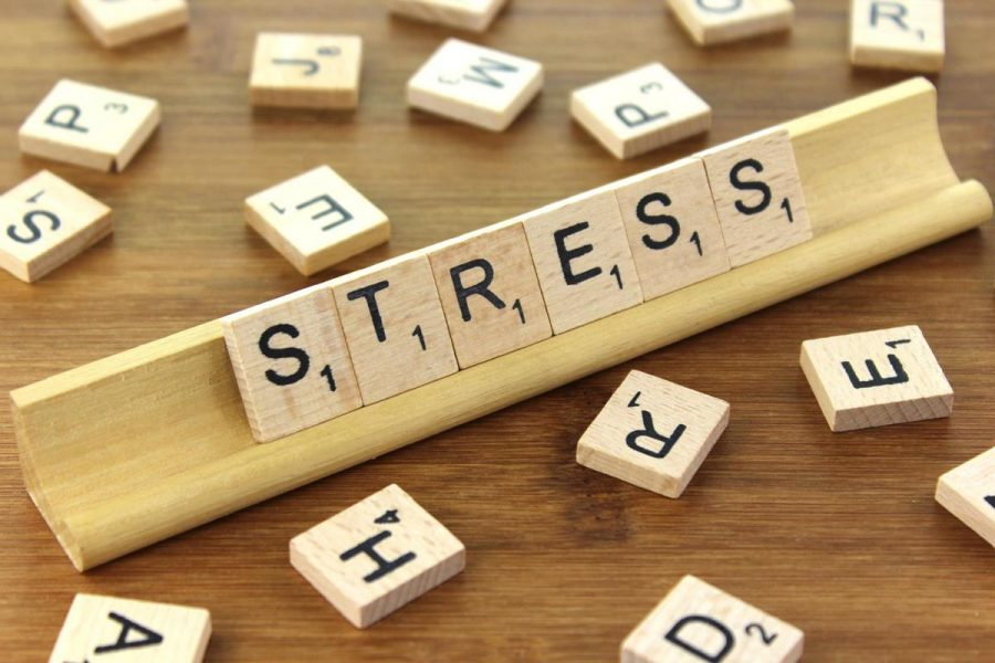 Stress and anxiety is no stranger to high school students