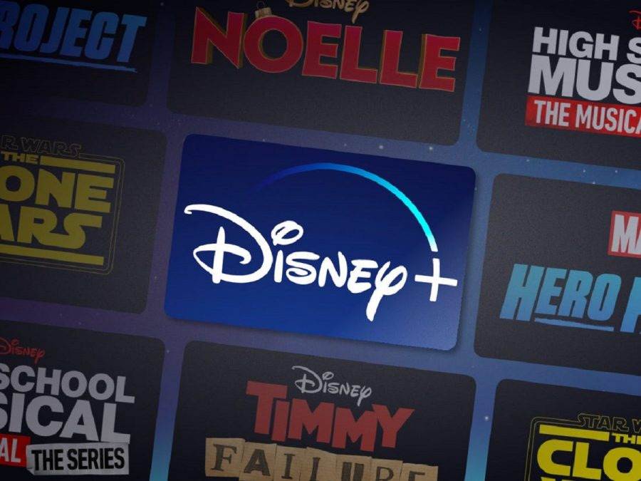 Disney + is the new streaming service taking the world by storm