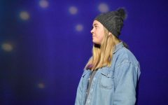 Savanna Montgomery as Marci in PLD's Production of Almost Maine.