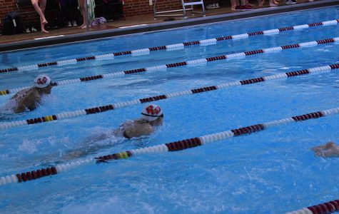 Bulldogs Winning Finish at Jan. 25 Swim Meet